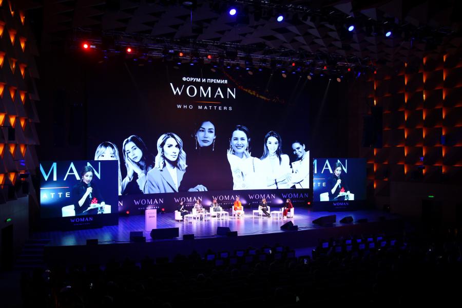 «Искусство женского бизнеса». В Москве состоялось главное событие этой осени -  Международный Форум «Woman Who Matters – 2019»