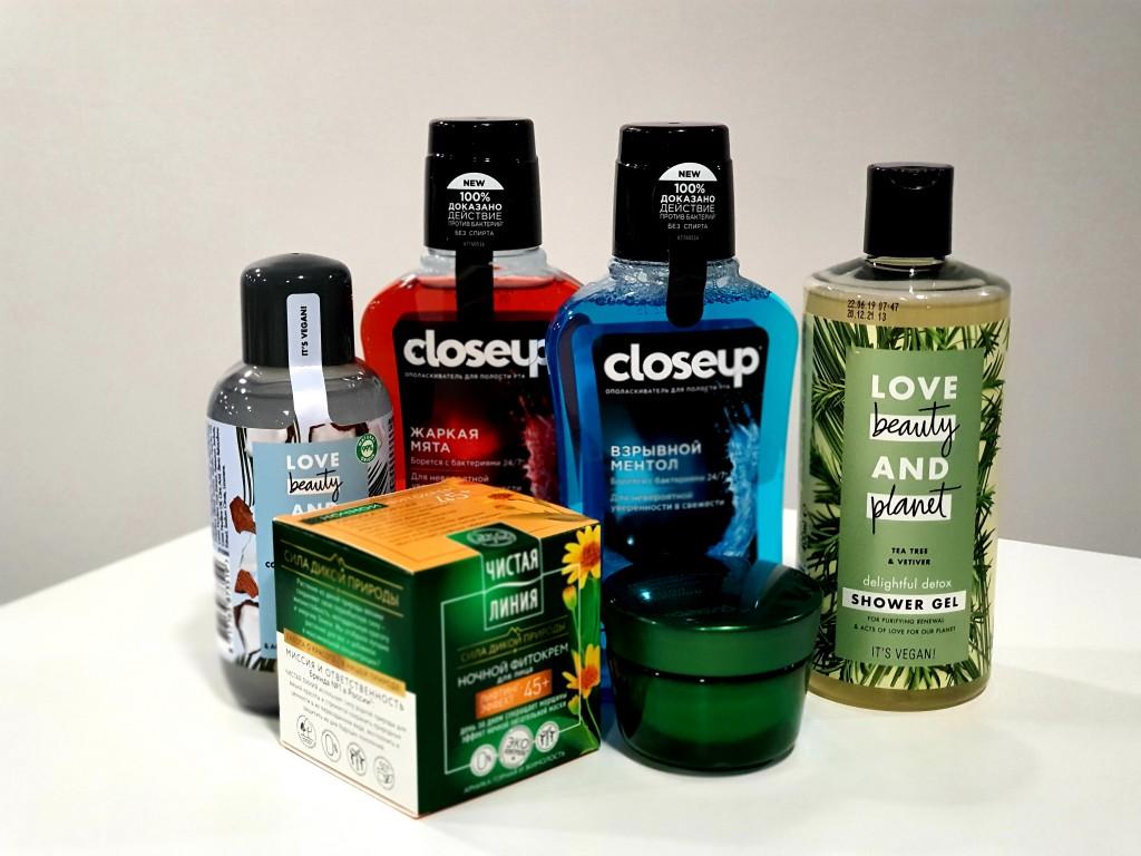 В 2020 году Unilever увеличит более чем в 3 раза долю экологичной упаковки своей продукции в России
