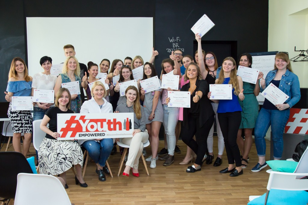 Открыта регистрация на программу по развитию молодежного предпринимательства Youth Empowered