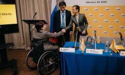 Всемирный день социальной справедливости отметили в ООН  российским кинофестивалем «ЛАМПА»!