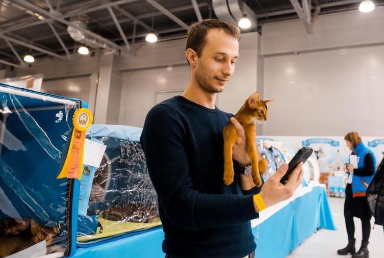 Выставка кошек «Кэтсбург», организованная компанией «Супрэмо», отметит юбилей новым рекордом