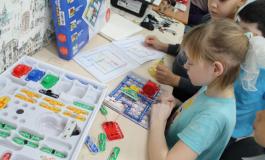 «Ростелеком» в Горно-Алтайске подарил школе-интернату имени Жукова развивающее оборудование
