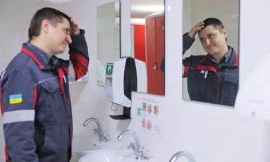 В Запорожье Группа Метинвест продолжает улучшать условия работы сотрудников