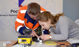 «Ростелеком» выступил партнером регионального чемпионата «Молодые профессионалы» Брянской области