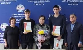 «Ростелеком» в Бурятии учредил именные стипендии для студентов–связистов