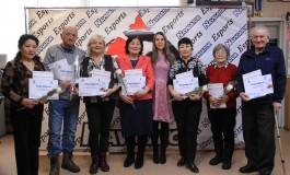 «Ростелеком» и киберклуб Navigator обучили «Азбуке интернета» вторую группу алтайских пенсионеров