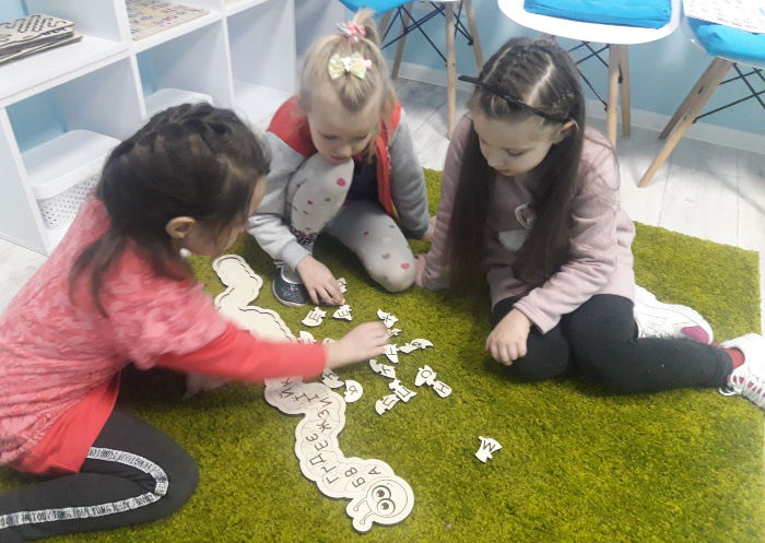 Для детей микрорайонов Восточного открыли современный центр детского развития