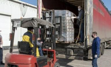 В Мариуполе Группа Метинвест обеспечит одиноких ветеранов производства продуктовыми наборами