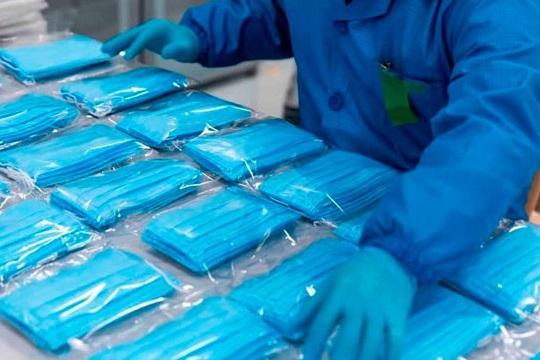 Предприятия Росатома приступили к стерилизации медицинских масок