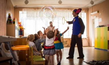 «Ростелеком» помогает развиваться особенным пациентам детской больницы Ачинска