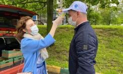 Волонтеры АРМЗ поддержали благотворительную акцию «Теплица добра»