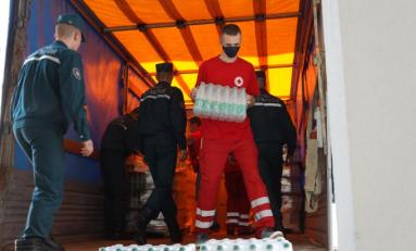 Coca-Cola в Беларуси передала питьевую воду минским учреждениям здравоохранения