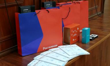 «Ростелеком» помог определить лучших интернет-пользователей среди саратовских пенсионеров