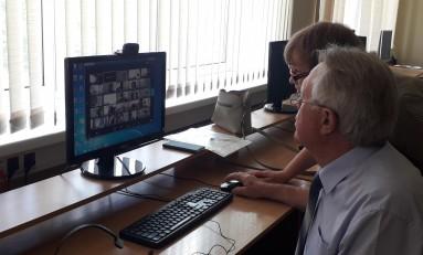 «Ростелеком» в Орле поддержал соревнования по компьютерному многоборью среди пенсионеров