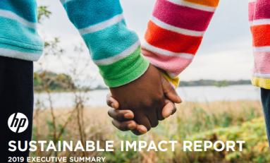 HP представила ежегодный отчет по устойчивому развитию